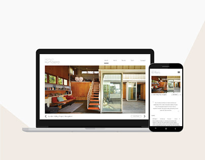 Website Design for an Architecture Firm