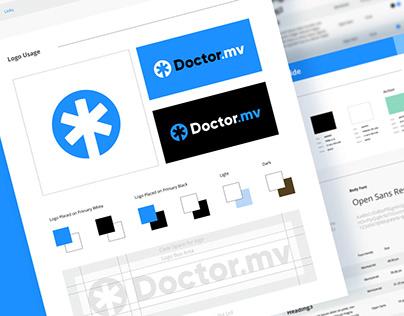 Doctor.mv Rebranding