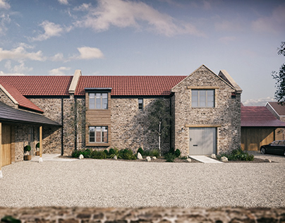 Holly Farm Exteriors (CGI)