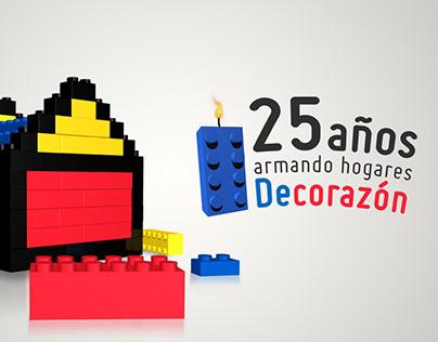 25 años Homecenter