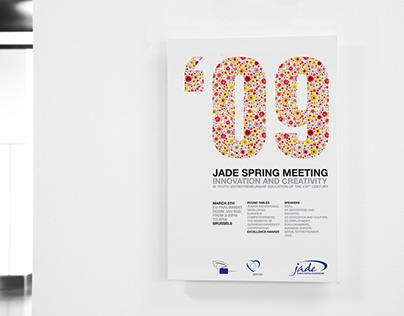 Poster for JADE Spring Meeting