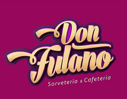 Don Fulano - Identidade Visual