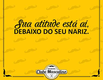 Barbearia Clube Masculino