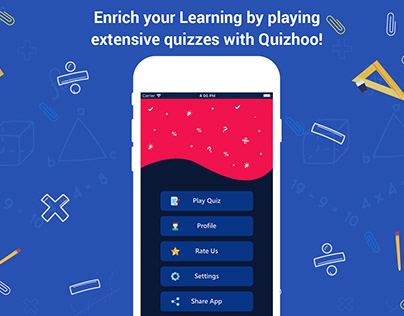 Quizhoo App for Children
