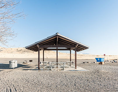 Rest Areas of the Southwest: Nevada