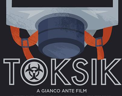 TOKSIK Movie Poster