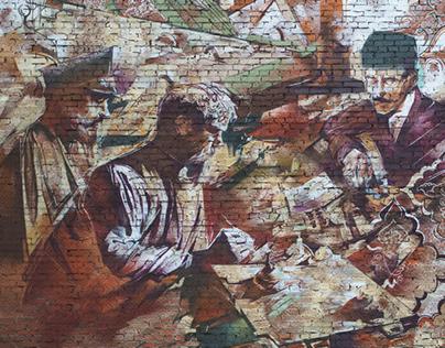 Retrospective Mural