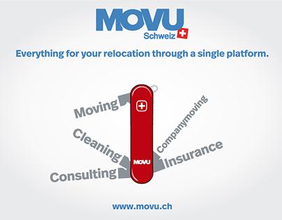 MOVU Swiss knife
