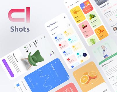 UI Shots