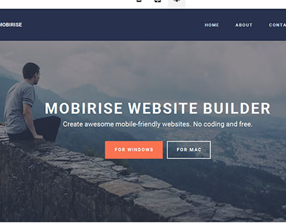 Mobirise Bootstrap Builder v2.10 is out!