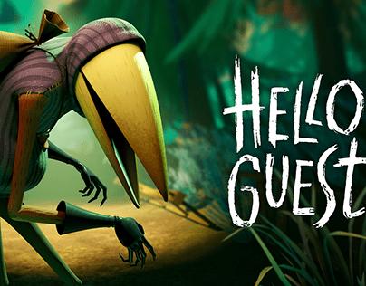 Hello Guest (teaser sound design)