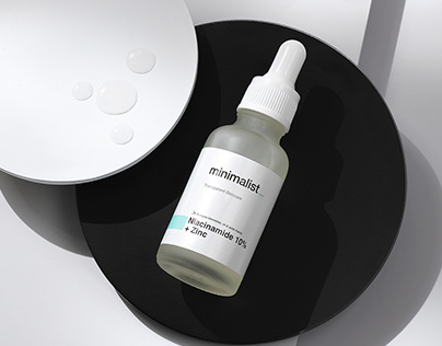Minimalist Skin Care Serum 1 Photography