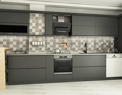 KITCHEN DESIGN - PINAR PAMUK