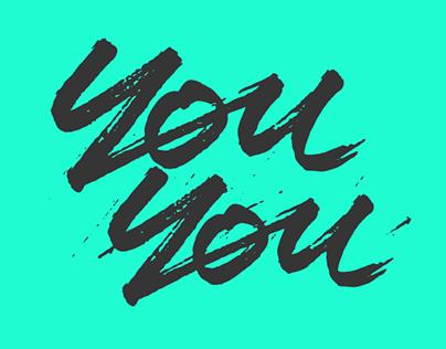 YouYou Creative Studio Branding