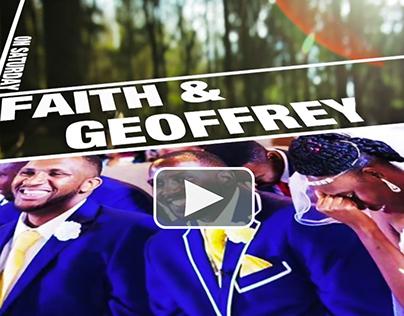 Faith+Geofrey Video Highlights