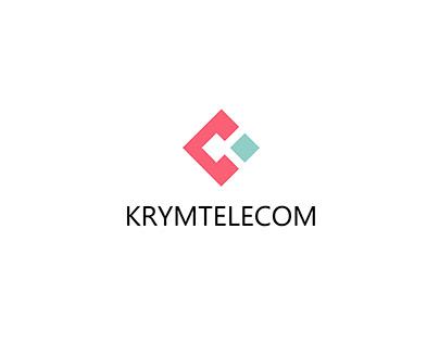 Фирменный стиль мобильного оператора «Крымтелеком»