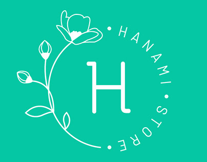 Branding Hanami Store