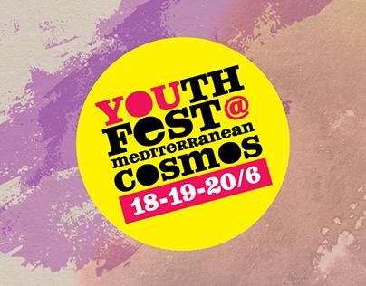 Youth Fest @ Mediterranean Cosmos Branding (2015)