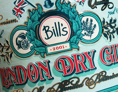 Bill's Gin