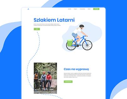 Bike tours | website