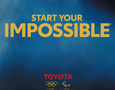 "*In uscita* Toyota ""Start your Impossible"" ADV"