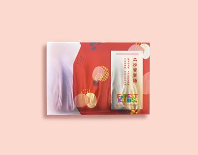 森林麵食 / 年節禮盒設計專案 Forestnoodles_NewYear Design Program