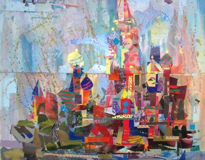 Colour of Moscow