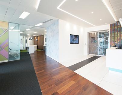 MSD London Office Design Project