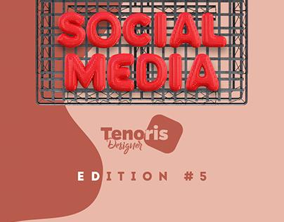 Social Media - Tenoris Designer - Edition #5