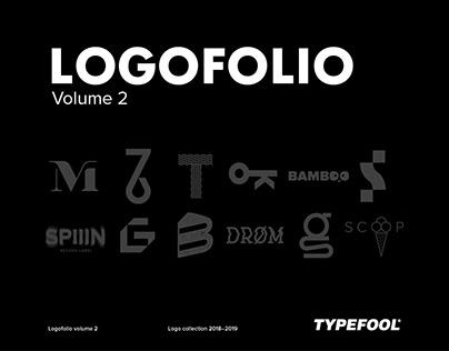 Logofolio Vol2 – By Typefool
