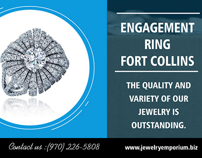 Engagement Ring Fort Collins | 9702265808 | jewelryempo