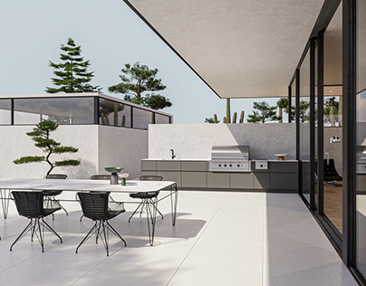 3D Renderings for Stay on Deck