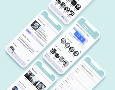 MediChi | Mobile App Design