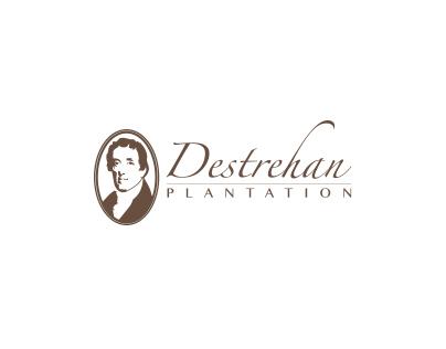 Destrehan Plantation Logo