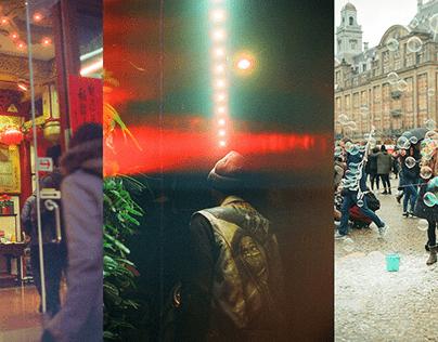 Voyage Amsterdam Hiver 2019