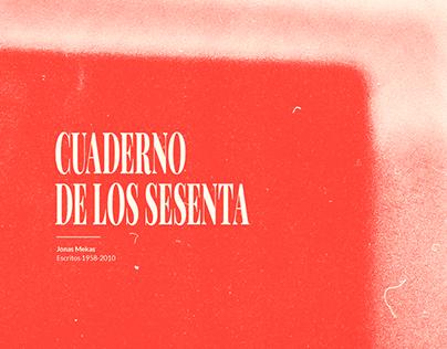 CUADERNO DE LOS 60   diseño editorial digital