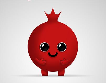 Pomegranate for yalda festival