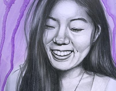 Krist Yu Drawing