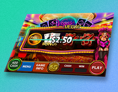 Vegas Vegas - Casino Game Design