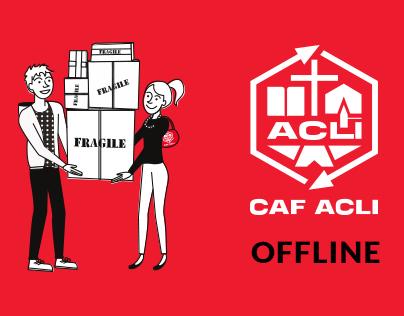 CAF ACLI - OFFLINE COMMUNICATION