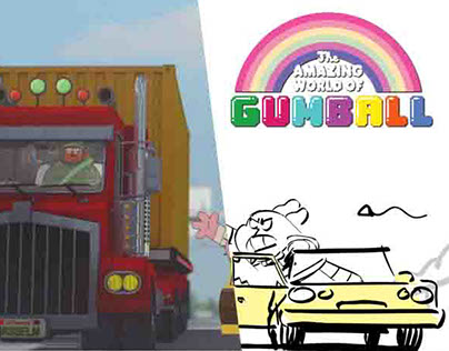 THE AMAZING WORLD OF GUMBALL - THE RETURN (S4)