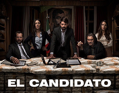 El Candidato - Amazon Series.