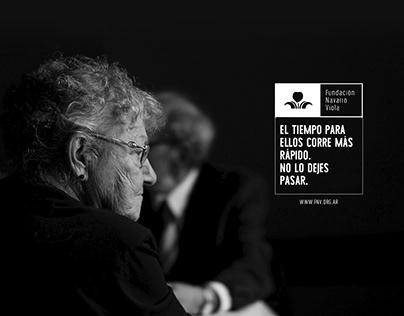 Ritmo Acelerado // Fundación Navarro Viola