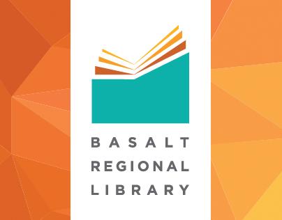 Basalt Regional Library –Branding & Library Cards