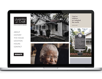Juanita Craft Civil Rights House Project