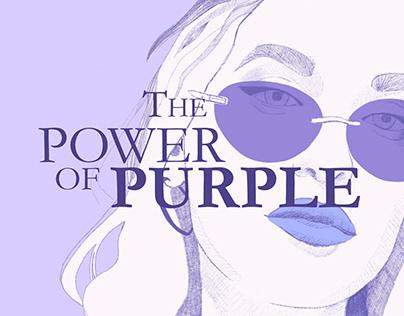 The power of purple