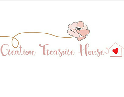 Papercraft Business logo | Creation Treasure House