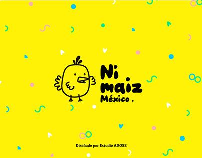 Ni maíz México
