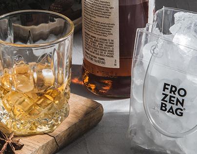 FrozenBag - Branding + Photography + Social Media + Web