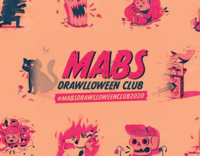 Halloween vector challenge {MABS DRAWLLOWEEN CLUB}